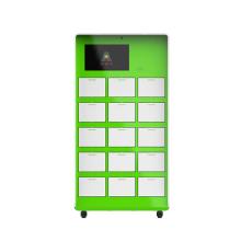 Развернуть код быстро интеллектуальный общий зарядный шкаф