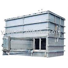 Sèche-linge à chauffage intérieur utilisé dans la résine phénolique