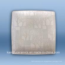 Ventas calientes Luminarc Qualitier Porcelana Vajilla