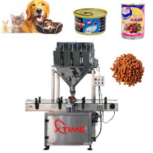 Pet Food Filling Packing Machine Candy Seeds Packing
