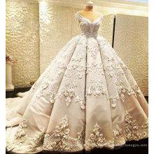 Princesa vestido de boda magnífico
