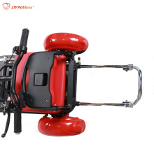 LCD display 3 speed folding mobility scooter wheelchair electric
