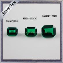Clássico Esmeralda Octagon Forma Cubic Zirconia para Jewellry
