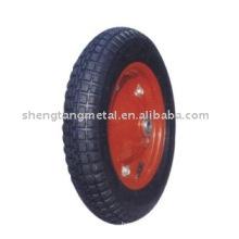 hochwertiges pneumatisches Schubkarrenrad PR1301
