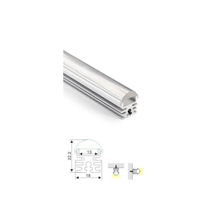 Lighting Technology Warm White Linear Light