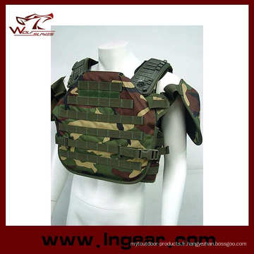 Gilet de sécurité matériel militaire tactique Tortoise Shell gilet pare-balles armée