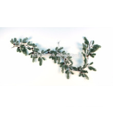 Hang Plastic Green Gras Weihnachtsbaum Girlande