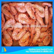 Exigence de crevettes séchées congelées