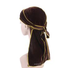 Various color bulk hair accessories bandana jersey turban
