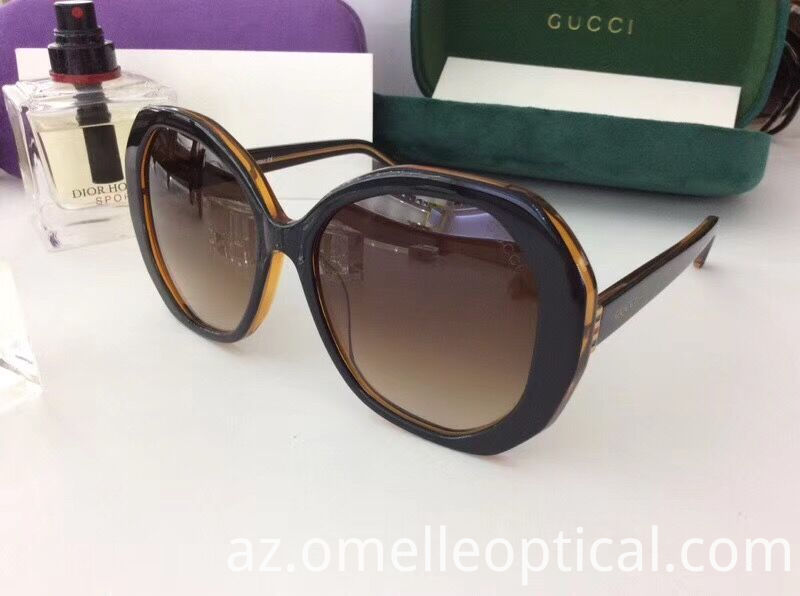 Oval Sunglasses For Ladies