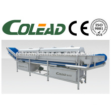 Color protecting machine/vegetable and fruit processing machine