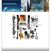 all kinds of mitsubishi spare parts, mitsubishi elevator parts