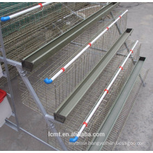 A type layer chicken cage for egg-laying chicken cage