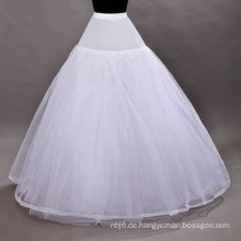 Hochzeit Petticoat Braut Reifen Ball Kleid Krinoline Spitze Petticoat