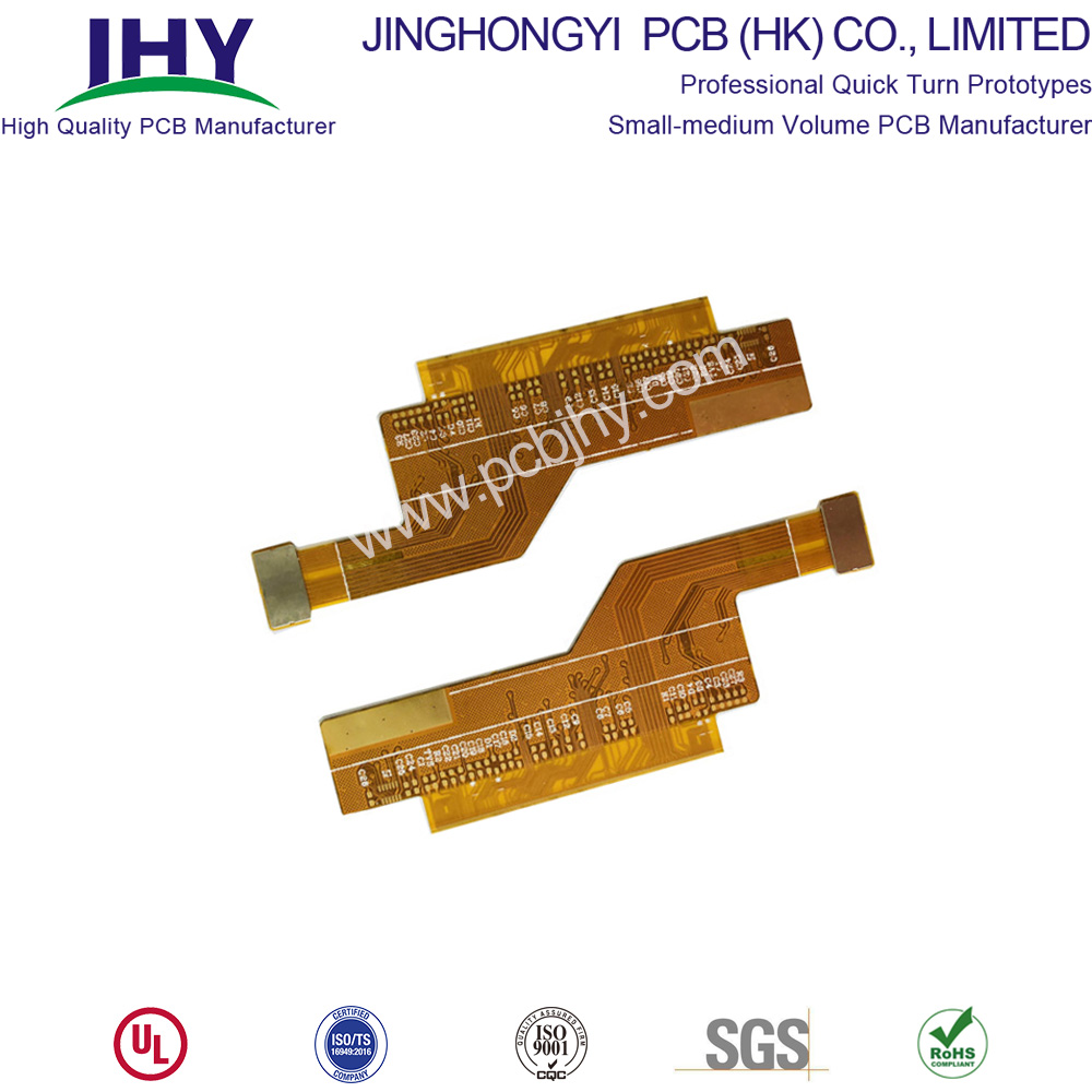 2 Layer 1oz Flexible PCB