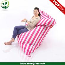 Cushion bean bag tela digital de impresión textil