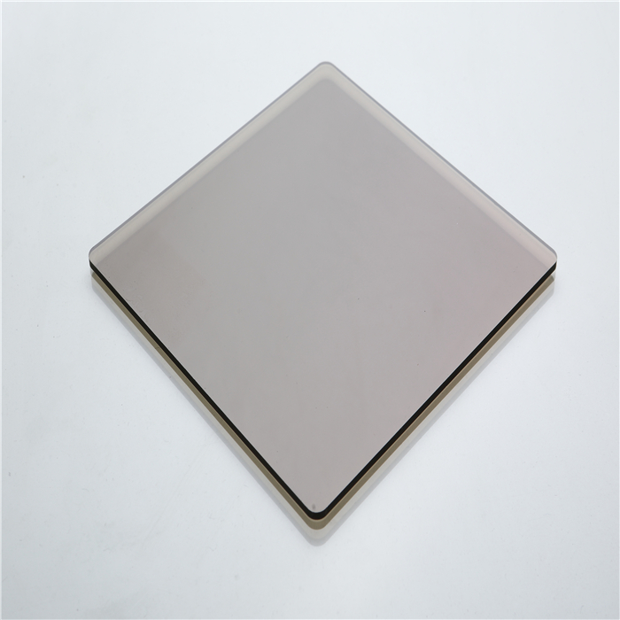 Polycarbonate Gray Panel