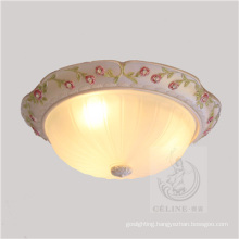 High Quality Ceiling Lighting with Glass Shade