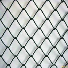 Цена забор из алмазной проволочной сетки / забор из низкоуглеродистой проволоки из алмазной сетки / забор из циклонной проволоки цена на Филиппины алмазная сетка