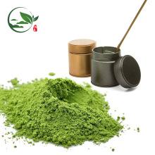 Paquete de latas de muestra gratis Go Té de Matcha delgado Té orgánico japonés de Matcha Green Tea