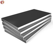 Плита ASTM B265 анодированные титановые пластины в наличии для продажи