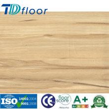 Коммерческая компания unilin нажмите винила PVC деревянный настил