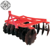 Heavy-Duty Notched Disc Harrow