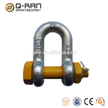 Drop Forged Colore Pin Shackle 2150