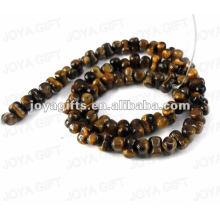 Cacahuete en forma de perlas de piedra tigereye