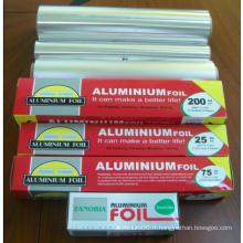 Feuille d'aluminium 25 pouces, 37.5sqft, 75sqft, 200sqft