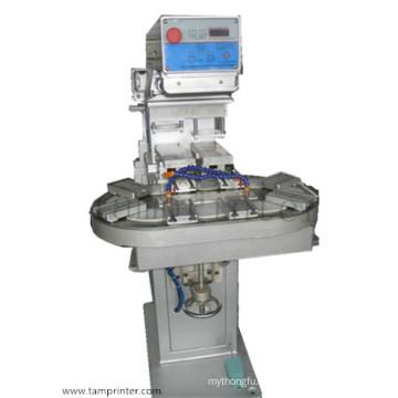 TM-C2-P le convoyeur de couleur Double Pad Printer