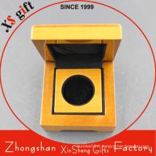 Boîte en bois de cadeau de haute qualité personnalisée en vrac pour monnaie