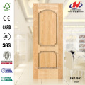 Nature Birch Veneer Moulded Wood Door Skin