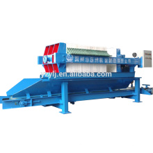series of 1000 type sludge treatment mini filter press with CE certificate