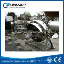 Kqg Industriejacke Wasserkocher Elektrischer Dampfjacke Wasserkocher Elektrischer ummantelter Mischkessel