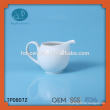 ceramic milk & coffee creamer,wholesale porcelain milk creamer,gravy boat