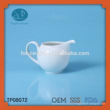 Керамический молоко и сливки для кофе, оптовый фарфоровый молочный сливки, соусник