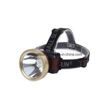 3 W Head Light mit Ce, RoHS, MSDS, ISO, SGS