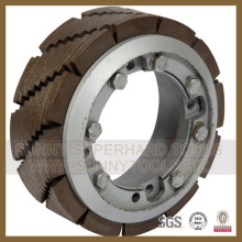 High Qualtiy Diamond Calibrationg Wheel /Mc8 Rollers