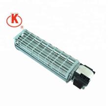Ventilador de flujo cruzado de alta calidad de 220V 60 mm AC AC