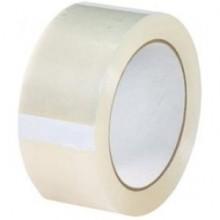 Cinta de embalaje Bopp transparente de alto adhesivo