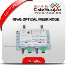 Rfog Optical Mini Node / CATV FTTH Récepteur fibre optique