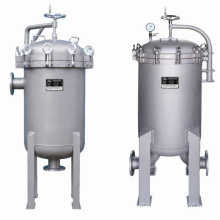 Stainless Steel Multi-Bag Filter Housing for Water Treatment