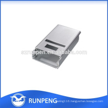 High Quality OEM Extrusion Aluminium Electronic Box Parts