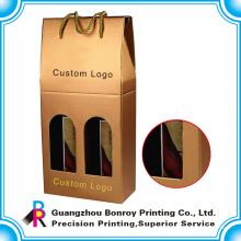 Гуанчжоу подгонянный Логос коробки перевозкы груза вина профнастил с быстрой доставкой