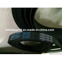 De Buena Calidad Correa dentada de goma para la venta Htd1104-8m-30mm