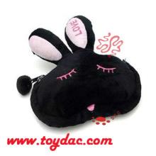 Plüsch gefüllte Kaninchen Geldbörse Spielzeug