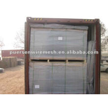 Decorate galvanized welded wire mesh(Anping factory and trader)