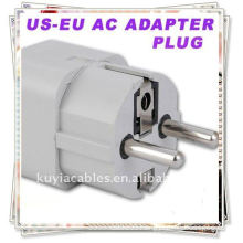 USA UK AUS EU to Germany Korea Travel Adapter AC Power Plug EU Power Adapter Universal