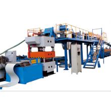 Linha de máquinas de produção de painel sanduíche PU com melhor preço de fábrica